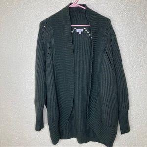 TOBI Cardigan Size Medium Knit